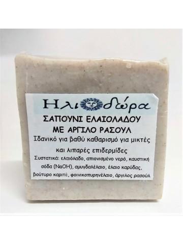 Σαπούνι πολύτιμων ελαίων...